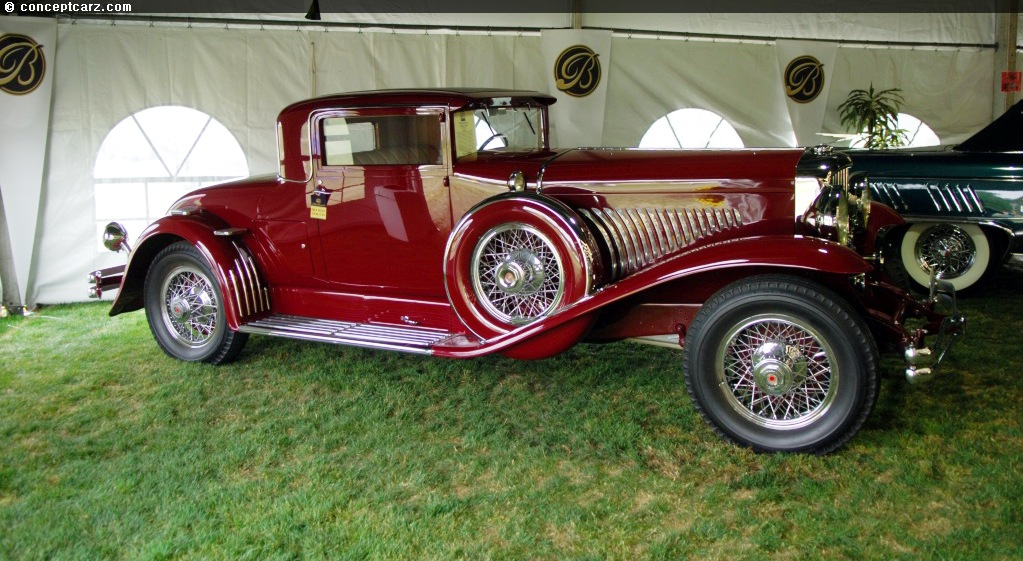Auction Results And Sales Data For 1932 Duesenberg Model J