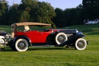 1932 Duesenberg Model J LeBaron image.