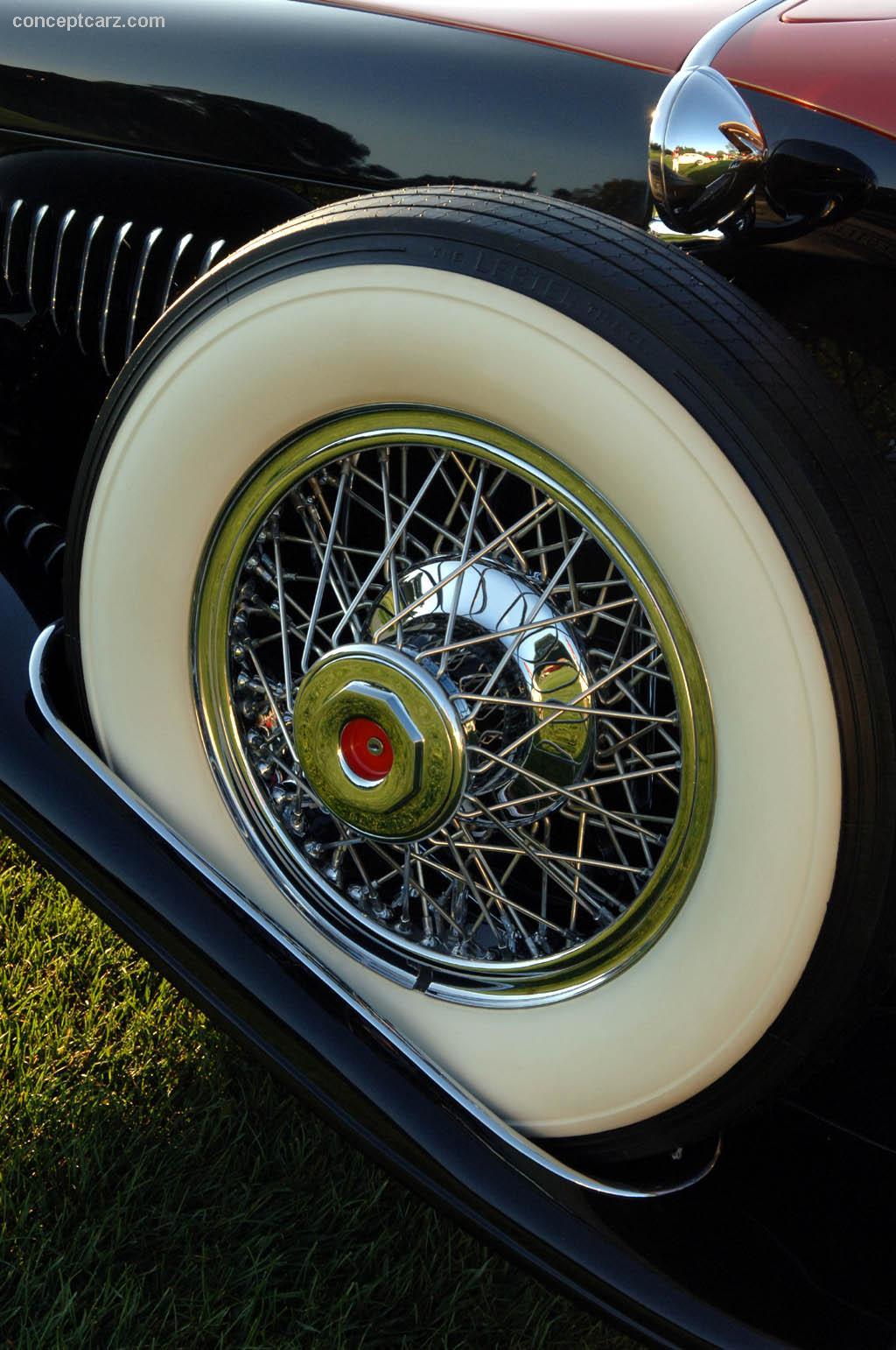 1932 Duesenberg Model J LeBaron