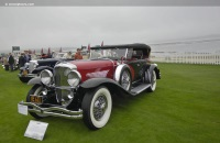 1933 Duesenberg Model J