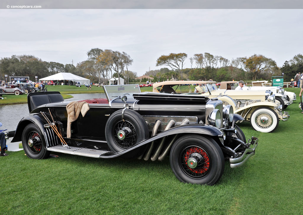 Concours D Elegance >> 1933 Duesenberg Model SJ Image. Chassis number 2496. Photo ...