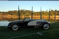 Duesenberg Model J Weymann Speedster