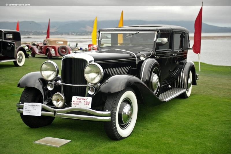 1934 Duesenberg Model J