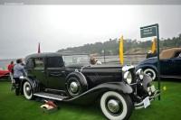 1934 Duesenberg Model J.  Chassis number 2399