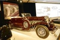 1934 Duesenberg Model SJ.  Chassis number 2515
