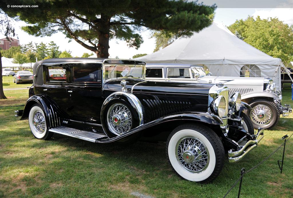 1934 Duesenberg Model J Image