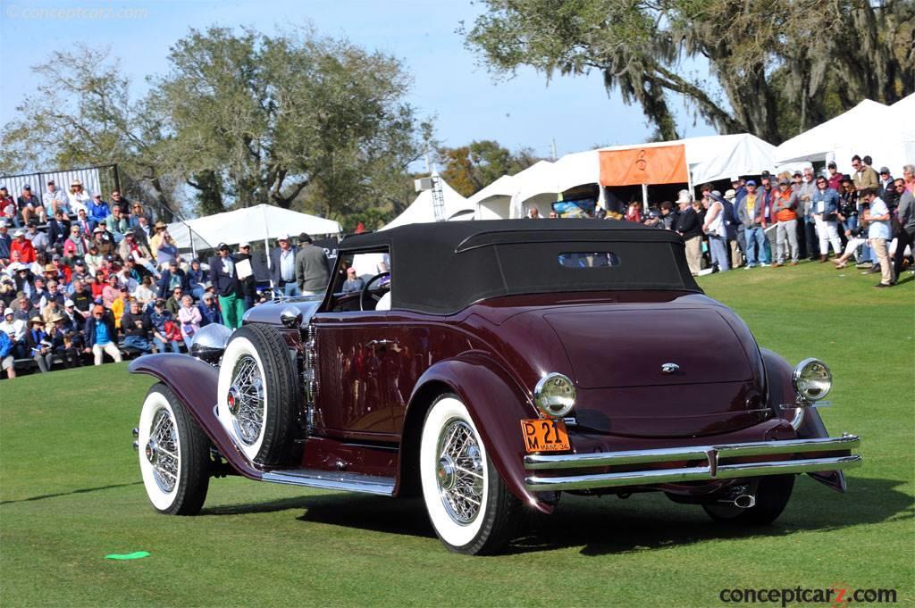 1934 Duesenberg Model SJ