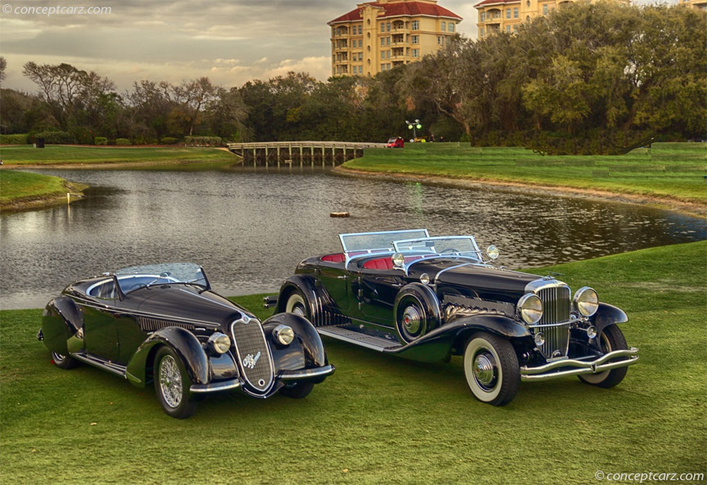1935 Duesenberg Model Sj History Pictures Value Auction Sales Research And News