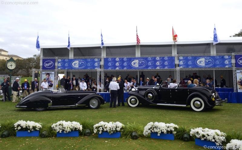 1935 Duesenberg Model SJ