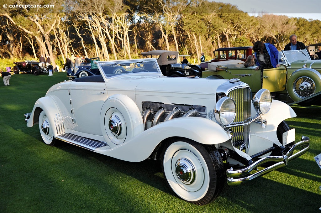 1935 Duesenberg Model Sjn Image Chassis Number 2589