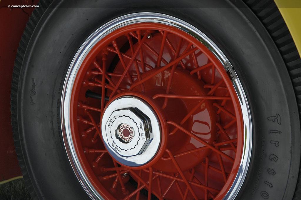 1935 Duesenberg Model SJ Special Mormon Meteor