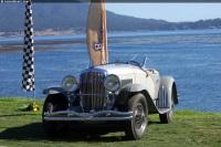 1935 Duesenberg Model SSJ image.