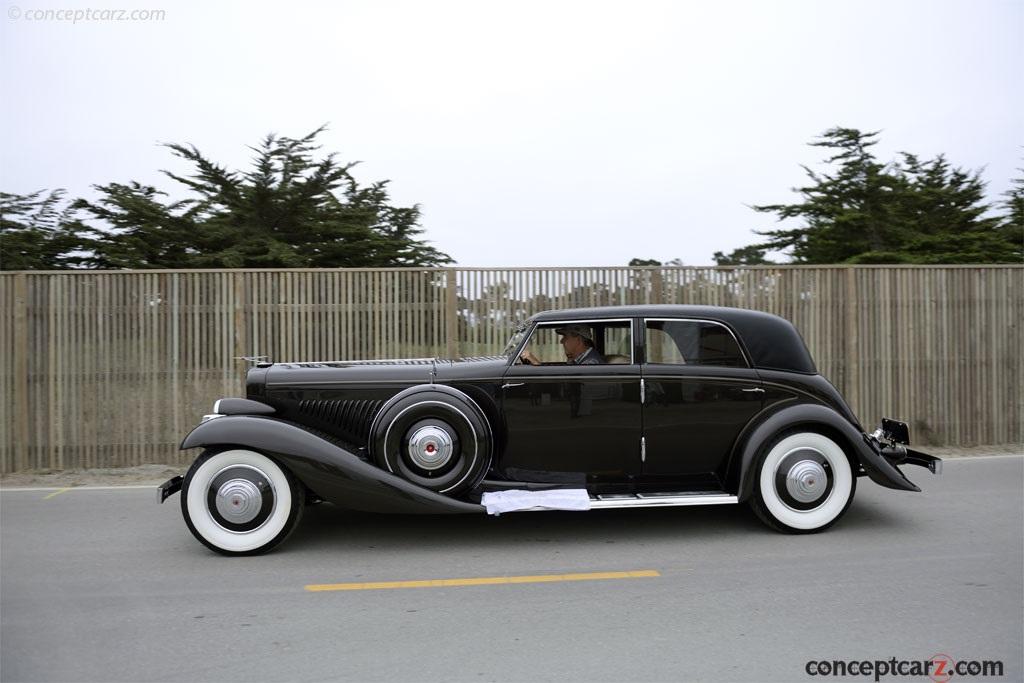 1935 Duesenberg Model JN