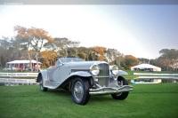 1935 Duesenberg Model SSJ