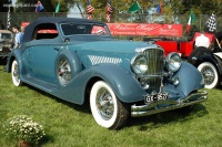 1935 Duesenberg Model J.  Chassis number 2548