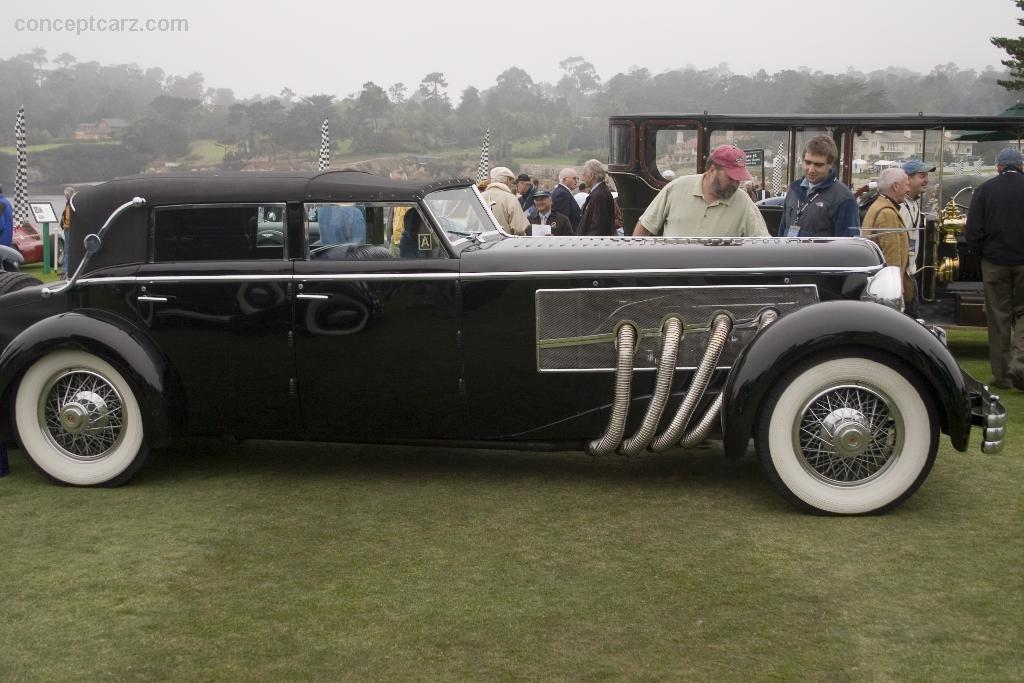 1940 Duesenberg Model Sj Pictures History Value