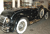 Chassis information for Duesenberg Model J Murphy