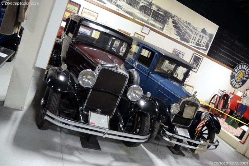 1930 Durant Model 6-17