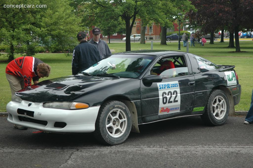 1992 Eagle Talon History Pictures Value Auction Sales Research And News
