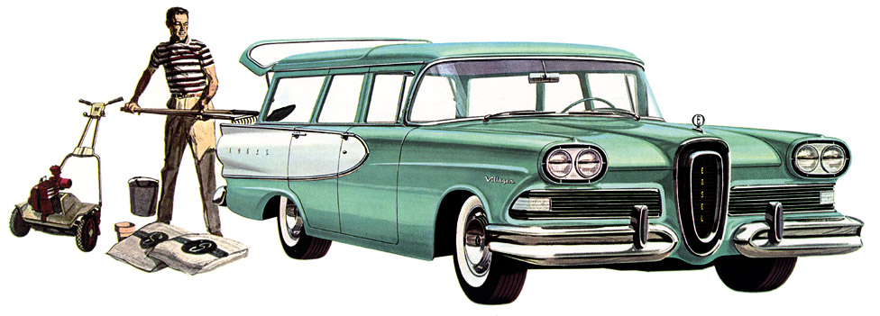 1958 edsel villager wallpaper and image gallery