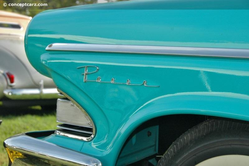 1958 Edsel Pacer