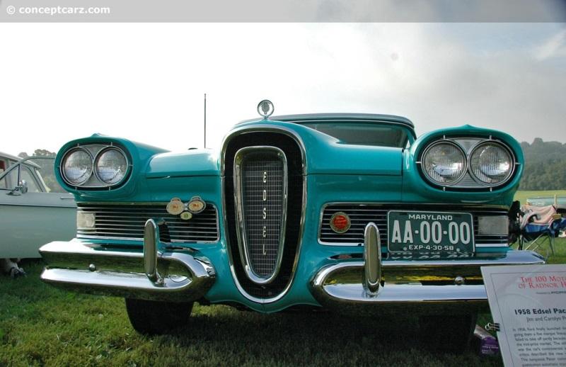 1958 Edsel Pacer Series B