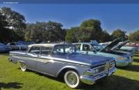 Anniversary Cars - Edsel (50th)