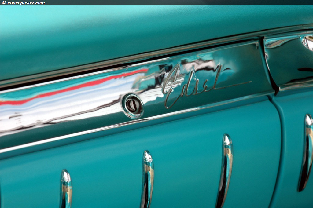 1959 Edsel Corsair Image Chassis Number W9ur705884