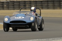 1958 Echidna Racing Special.  Chassis number 01