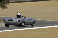 1956 Elva MKII.  Chassis number 100/20