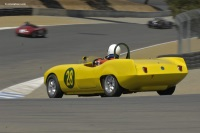 1958 Elva Courier MKI.  Chassis number 100/28/L