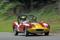 1958 Elva Courier MKI