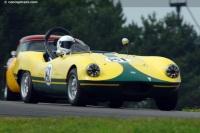 1959 Elva Courier MKII