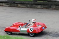 1959 Elva Mark IV.  Chassis number 100/87