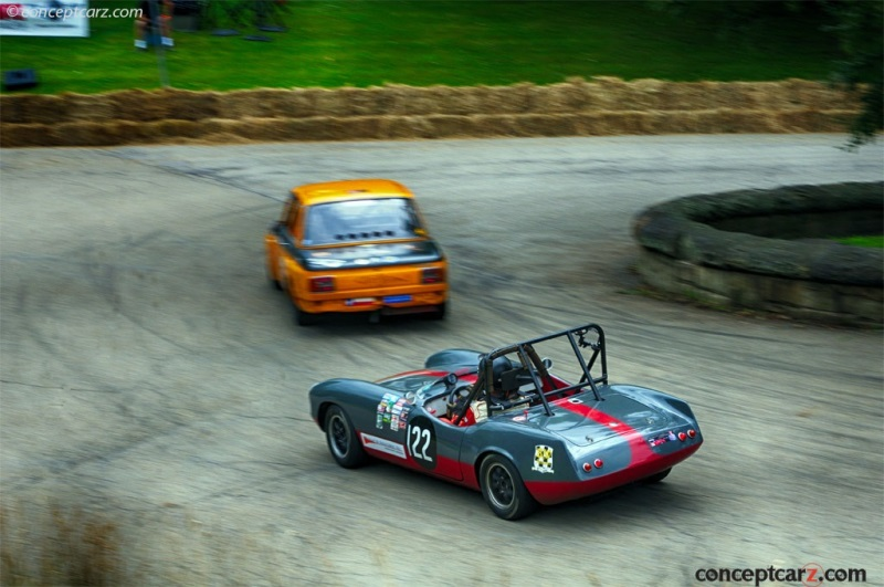 Elva Courier pictures and wallpaper