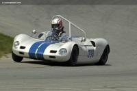 1963 Elva MK7 image.