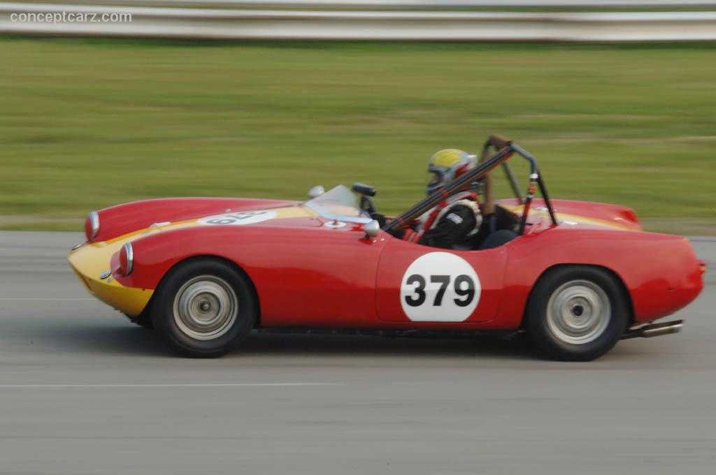 Auction Results And Sales Data For 1960 Elva Courier Mk Ii
