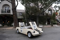 1961 Elva Courier.  Chassis number 149L