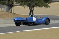 1962 Elva MK VI.  Chassis number 60-02