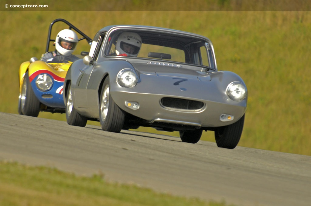 Auction results and sales data for 1963 Elva Courier MK ...