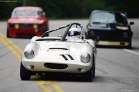 1963 Elva Courier MK III.  Chassis number E1042