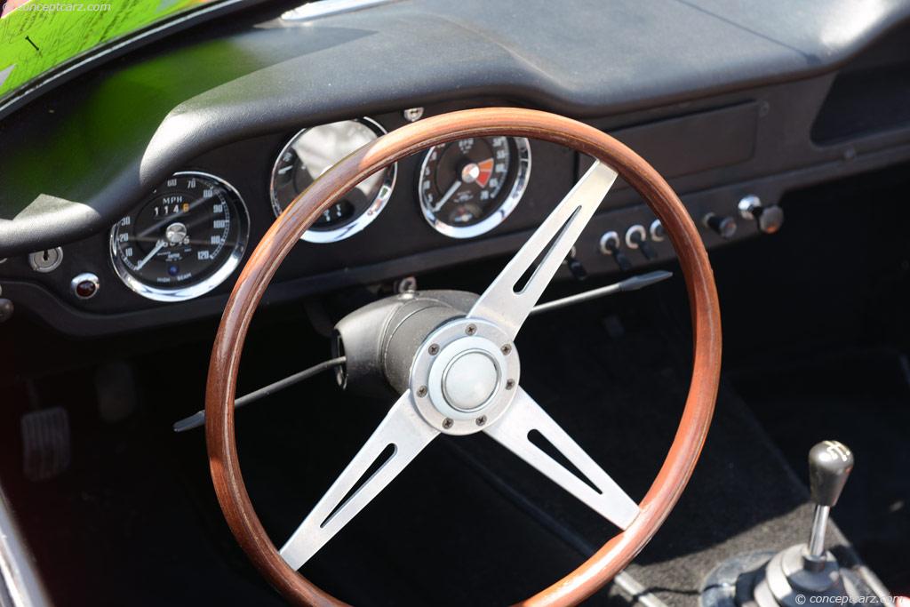 1964 Elva Courier MKIV