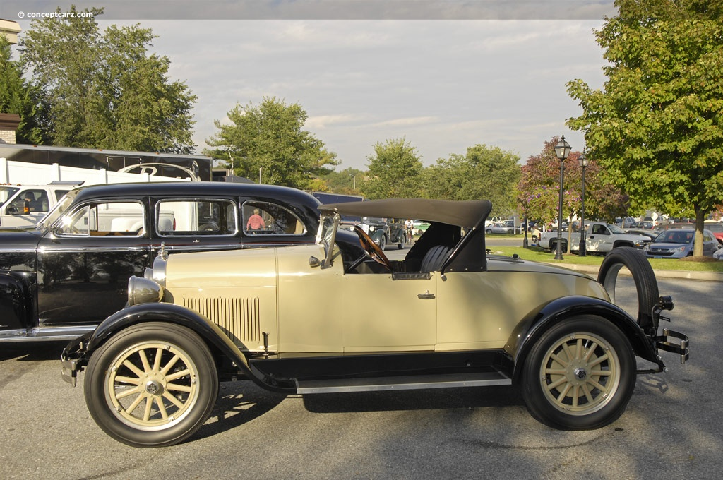 1927 Essex Super Six