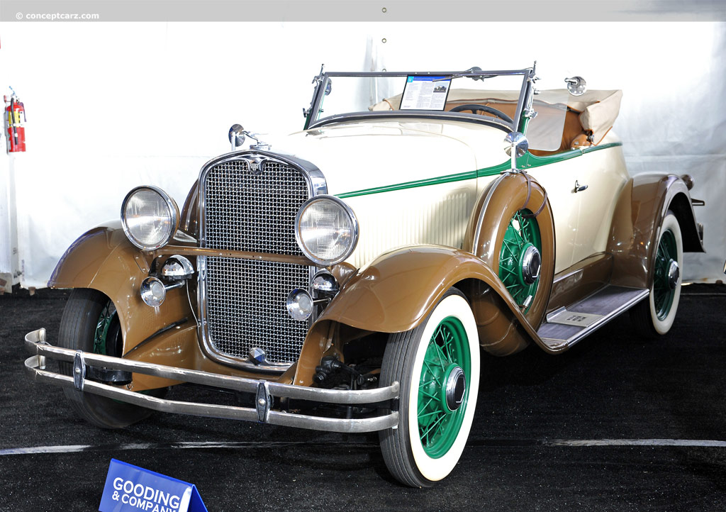 1931 Essex Super Six Model E
