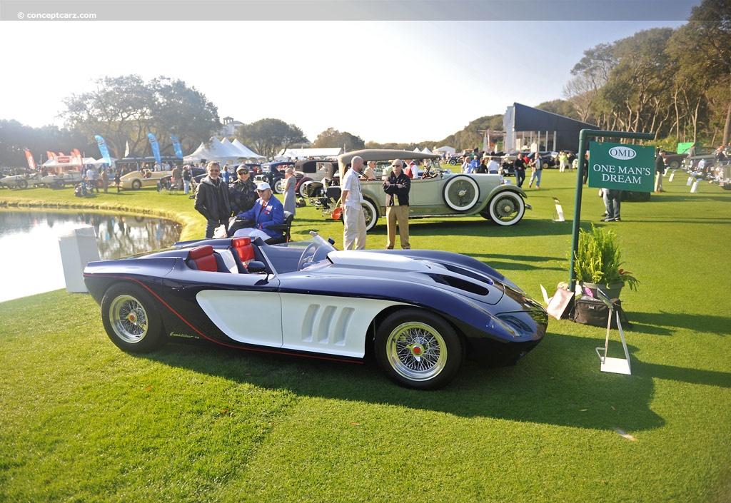 1961 Excalibur Hawk Rs History Pictures Sales Value