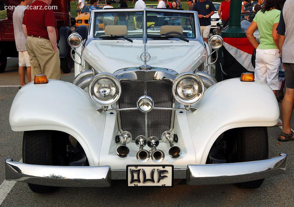 Excalibur Auto Body >> 1964 Excalibur SS | conceptcarz.com
