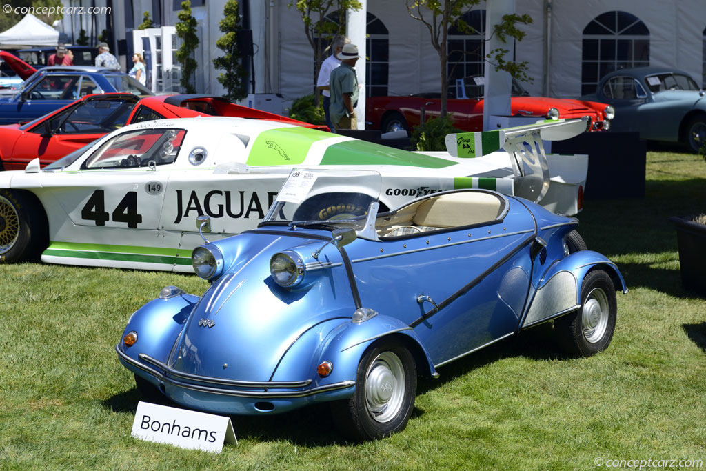 1959 FMR TG 500.  Chassis number 20892