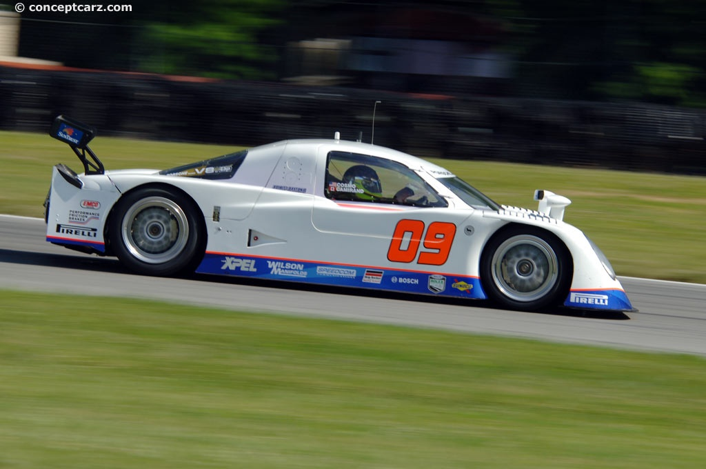 2008 Fabcar Spirit Of Daytona Prototype Pictures News
