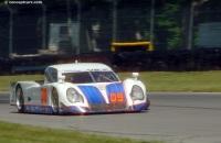 2008 Fabcar Spirit of Daytona Prototype