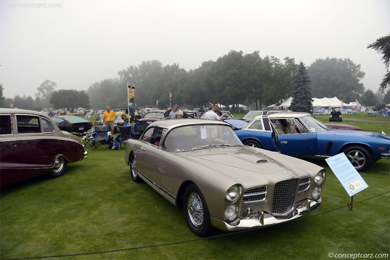 1958 Facel Vega FVS